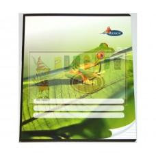B01-022 Sąsiuvinis A5 12 lapų linija su paraštėmis 055181