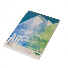 B03-4371 Bloknotas A6 100l langeliais 009604 D.RECT
