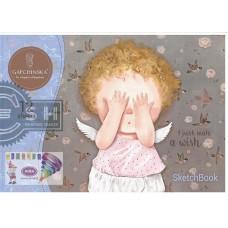 B04-105 Piešimo albumas A3 12l 120g FRESH/