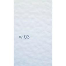 400034 KRESKA Tekstūrinis kartonas A4 246g 20vnt W03, B06-977