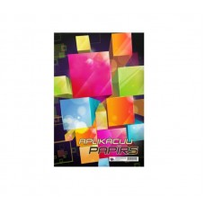 B06-054 Dvipusis spalvotas popierius A3 8l 2112 ABC