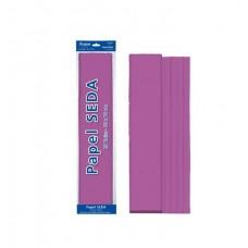 B06-117 Šilkinis popierius 50x70cm 18g/m² 25l purpurinė 30313 DO