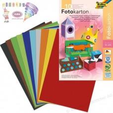 B06-325 Foto kartonas 22x32cm 300g/m 10l dvipusis 660 FOLIA