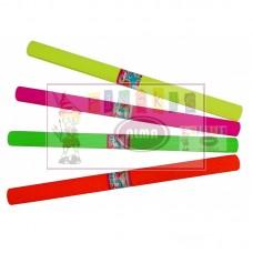 B06-479 Gofruotas kartonas 50x70cm įvairių spalvų TEK3 NOSTER
