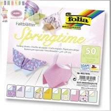 B06-714 Origami 15x15cm 80g/m 50vnt 497/1515 FOLIA