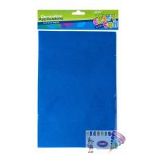B06-760 Veltinis popierius A4 10l mėlynas 310621 STARPAK/24