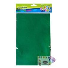 B06-761 Veltinis popierius A4 10l žalias 310617 STARPAK/24