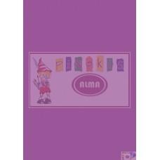 B06-929 Popierius A4 130g tamsiai alyvinis 204721465 HEYDA