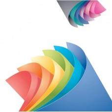 B07-299 Vatmanas A1 170/180 g/m² įvairių spalvų KRESKA