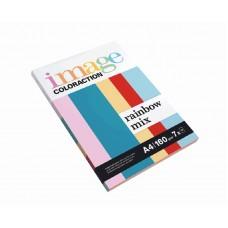 B07-070 Spalvoto popieriaus rinkinys 80g/m² ryškių spalvų 608005