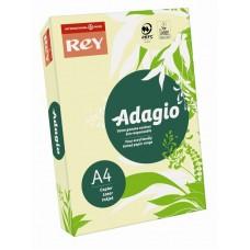B07-505 Spalvotas popierius REY ADAGIO A4 80g/m 500l kanarelė/03