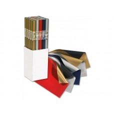 B10-117 Popierius dovanų pakavimui 70x200cm 370 FOLIA