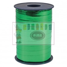 B10-194 Juostelė 250m x 10mm žalia metalic 11345766 HERLITZ