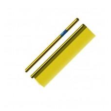 B10-349 Folija auksinės spalvos 50x70cm 30333 DOHE