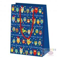 B10-996 Maišelis dovanų pakavimui Kalėdinis 11380201 SUSY CARD