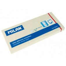 B11-057 Lipnūs lapeliai 38x50mm geltoni 3vnt 85301 MILAN