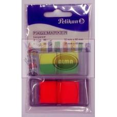 B11-121 Indeksai lipnūs 3 spalvos 00201392 PELIKAN