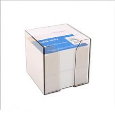 B11-161 Lapeliai balti dūminėje dėžutėje 8,5x8,5cm 154146 STARPA