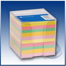 B11-163 Lapeliai spalvoti skaid. dėžutėje 8,5x8,5cm 130534 STARP