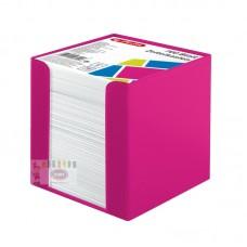 B11-165 Balti lapeliai rožinėje dėž. 9x9cm 700l 11365038 HERLITZ