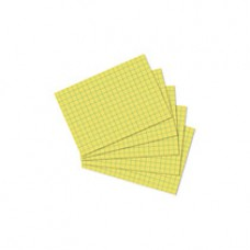 B11-304 Lapeliai kartotekai A8 100vnt lang gelt. 10901361 HERLIT