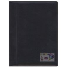 B13-232 Darbo knyga 2018m, LIT-FUTURA VIP SPIREX, juodas, 2417110001 TIMER