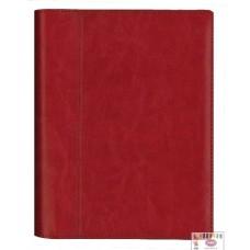 B13-956 Kalendorius, 202m, SPIREX WEEK, A5, raudonas, 2417220006 TIMER.