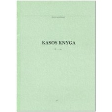 B15-009 Kasos knyga A4 30l (kopijuojanti) vertikali 137