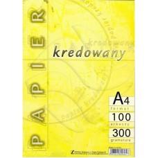 800605 KRESKA Popierius A4 300g/m 100l baltas B17-299