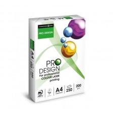 B17-281 Popierius PRO DESIGN A4 200g/m² 250l U86219U