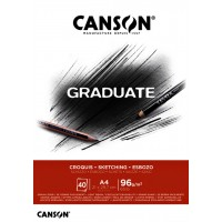 Albumas eskizams A3 40l 96g/m C400110363 CANSON, B04-446