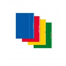 D01-200 Aplankas A4 kartoninis įv.spalvų 00446401 HERLIT