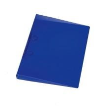 D03-0518 Segtuvas A4 4cm 2ž skaidriai mėlynas 01948876 HERLITZ