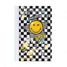 D04-390 Segtuvėlis A4 su sk.viršeliu Smiley 11303310 HER