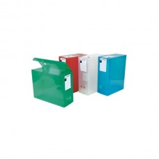 D06-099 Archyvinė dėžė 12cm skaidri 116683 VIQUEL