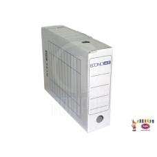 D06-206 Archyvinė dėžė 80mm balta E32701-14