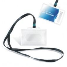 D07-026 Magnetinės kortelės dėklas apie 58x90 mm su virvele 9120