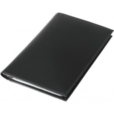 D07-086 Dėklas vizitinėm-kreditinėm kortelėm juodas 420013 JAGUA