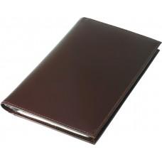 D07-087 Dėklas vizitinėm-kreditinėm kortelėm rudas 4200130 JAGUA