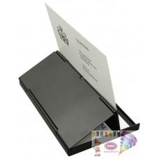 D07-165 Metalinis kortelių dėklas juodas 93510801 JAGUAR