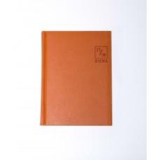 B13-335 Kalendorius DIENA oranžinis 2417349013 TIMER