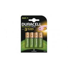 P10-424 Elementai DURACELL AAA 4vnt LR03/MN2400