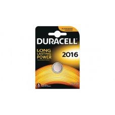 P10-427 Elementai DURACELL DL2016 130110 galvan LIB
