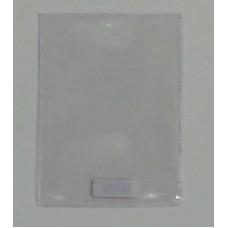 G01-027 Įdėklas moksleivio pažymėjimui (skaidrus) LAT/50