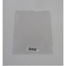 G01-128 Įdėklas dokumentams 85x110 mm.(skaidrus)