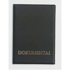 G01-1412 Įdėklas dokumentams be metalinių kampukų