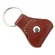 G02-287 Raktų pakabukas su kišene rudas 87506706 JAGUAR