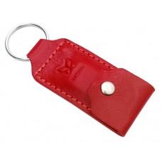 G02-292 Raktų pakabukas su kišene raudonas 87406711 JAGUAR
