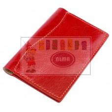 G04-401 Dėklas pasui raudonas 86806711 JAGUAR