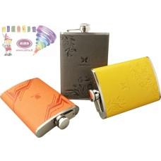 G10-209 Kišeninė gertuvė 240ml geltona 42509624 JAGUAR